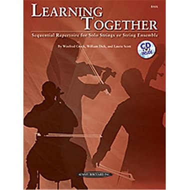 Alfred learning Together - Music Book (AlFRD48198)
