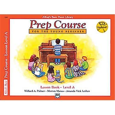 Alfred Basic Piano Prep Course- lesson Book A - Music Book (AlFRD40821)