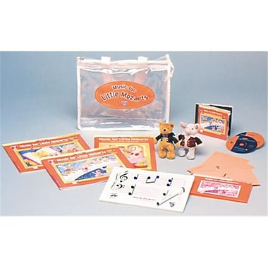 Alfred Music for little Mozarts- Deluxe Starter Kit - Music Book (AlFRD41492)