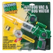 Alex Brands Backyard Safari lazer light Bug Vacuum and Bug Watch (AlxB256)