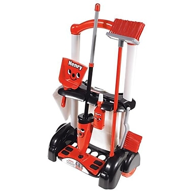Casdon Henry Cleaning Toy Trolley (CSDN017)