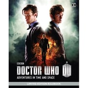 Cubicle 7 1125 Dr. Who - Core Rulebook (ACDD14537)