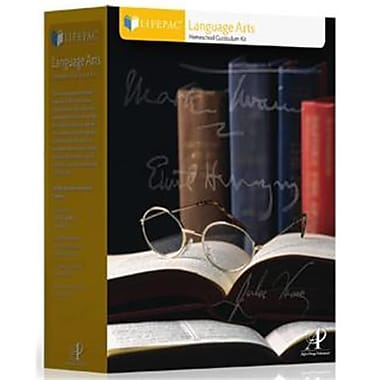 Alpha Omega Publications 17Th and 18Th Century English literature (APOP526)