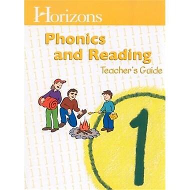 Alpha Omega Publications Horizons 1 Phonics and Reading Teachers Guide (APOP295)