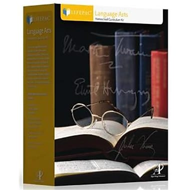 Alpha Omega Publications language Structure and Reading (APOP432)