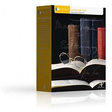 Alpha Omega Publications Eighth Grade language Arts Set (APOP176)
