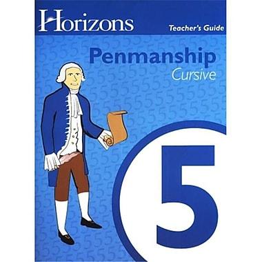 Alpha Omega Publications Penmanship 5 Teacher s Guide (APOP288)