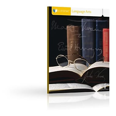Alpha Omega Publications Set of 10 lIFEPACs Only (APOP1113)