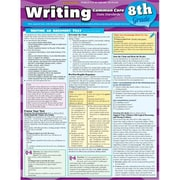 BarCharts Writing Common Core 8th Grade (BARCH461)