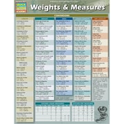 BarCharts Weights and Measures (BARCH472)