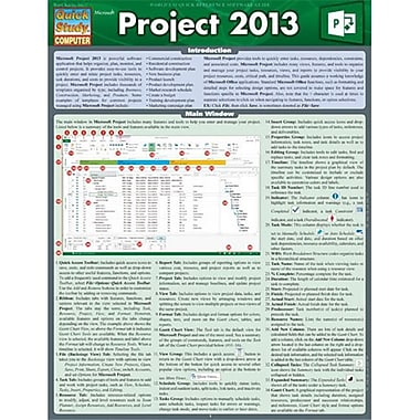 BarCharts Microsoft Project 2013 (BARCH464)