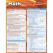 BarCharts Math Common Core Geometry (BARCH448)