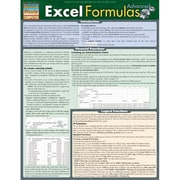BarCharts Excel 2013 Formulas - Advanced (BARCH456)