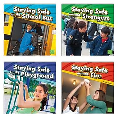Staying Safe Book Set Set Of 6 (RTl145500)
