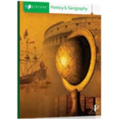 Alpha Omega Publications First Grade History and Geography Set (APOP073)