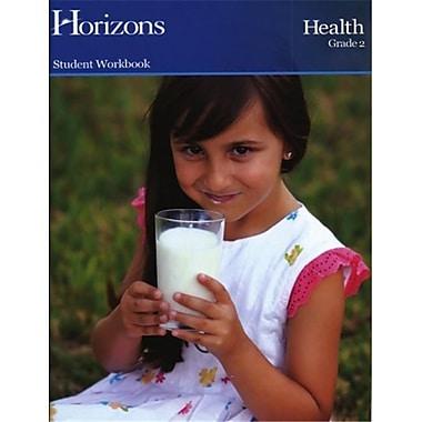 Alpha Omega Publications Horizons Health 2nd Grade Workbook (APOP050)
