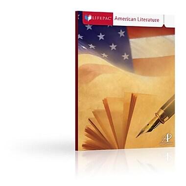 Alpha Omega Publications Am. lit. lP 5 Modern to Postmodern 1946-present (APOP1182)