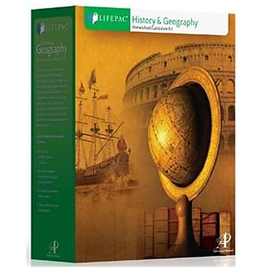 Alpha Omega Publications Tenth Grade History and Geography Set (APOP453)
