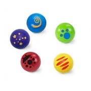 Smart Gear Trix Track - Wonder Fancy Ball Pack 5 Pieces (SMARTRl403)