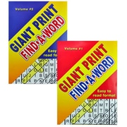 DDI Giant Print Find A Word Puzzles Case Of 24 (DlRDY252275)