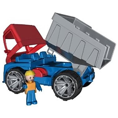 KSM Plastic lena Truxx Dump Truck (WADR089)