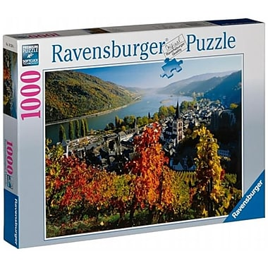 Ravensburger River Rhine Puzzle with 1000 Piece (JNSN79032)