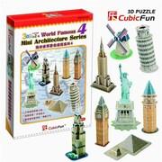 Primo Tech 3D Puzzle - Mini Architecture Series No.4 (PRMTC178)