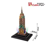 Primo Tech 3D Puzzle - lED Empire State Building (PRMTC216)