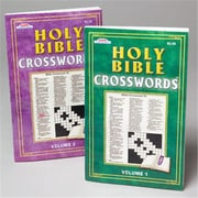 Holy Bible Crosswords Puzzle Case Of 48 (RTl121309)