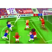 Euro Graphics Junior league Soccer 60-Piece Puzzle (EUGR271)