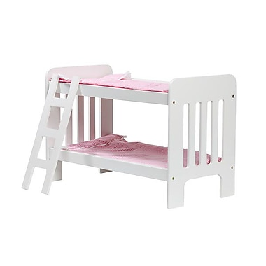 Cinderella USA Doll Bunk Beds With ladder (CUSA022)