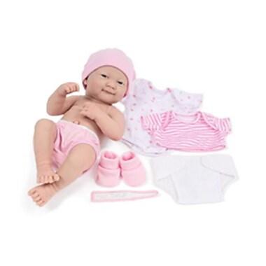 Dolls By Berengeur 18543 14 inch Doll- la Newborn (DDB223)