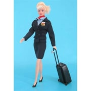 Daron Air Canada Flight Attendant Doll (DARON5025)