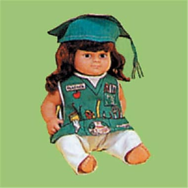 Dexter - Teacher Doll Costume (DxTR042)