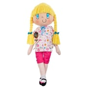 My Friend Huggles Mia 34 In. Soft Doll - Original Collection (GRDC018)