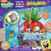 Alex Brands SpongeBob Shrinky Dinks Pineapple House Playset (AlxB085)