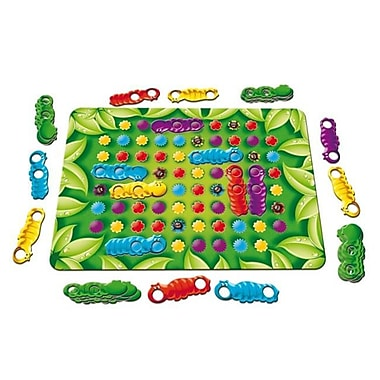 Tactic Toys Colourful Caterpillars - Ages 4-8 Years Old (TCTY009)