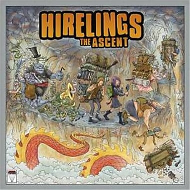 Hirelings: The Ascent 200 (RTl142636)