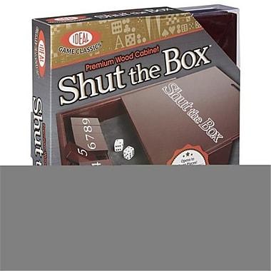 Alex Brands Ideal Premium Wood Cabinet Shut the Box (AlxB305)