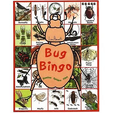 lucy Hammet Bingo Games Bug Bingo Game (GC2833)