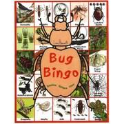 lucy Hammet Bingo Games Bug Bingo Game (GC2833)