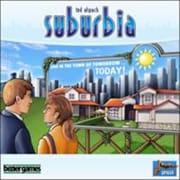 Bezier Games SUBU Suburbia Board Game (ACDD1087)