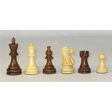 WorldWise Imports Classic Wood Chessmen (WWI22580)