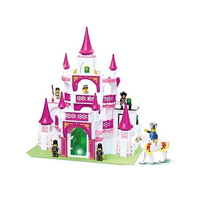 Sluban Dream Castle Building Block Set -