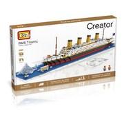 CIS Titanic Ship Building Model, Micro Building Blocks Set (CISA299)