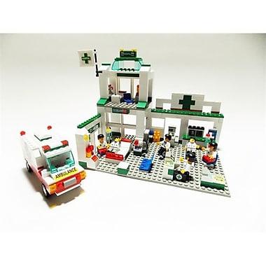 Sluban Emergency Center Building Block Set - 376 Bricks (CISA255)