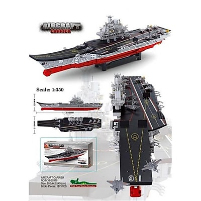 CIS Aircraft Carrier Building Block Set -