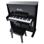 Schoenhut Toy Piano 37 key Black Day Care Durable with Bench (SHTP025)
