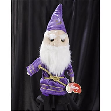 Sunny Toys 14 In. Wizard, Glove Puppet (SNTY116)