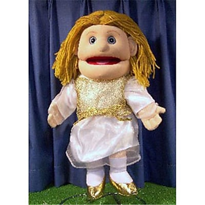 Sunny Toys 14 In. Angel, Glove Puppet